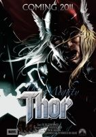 Thor Poster 2 by NineteenPSG