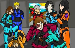 RvB - Request. by Vulbreeon