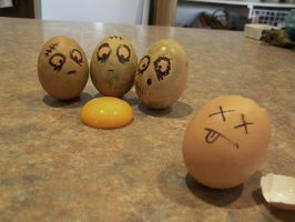 funny eggs 8 by StafidutZ