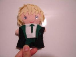 Draco Plushie by drianis by HogwartsArt