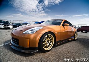 Bronze 350Z by 7perfect7