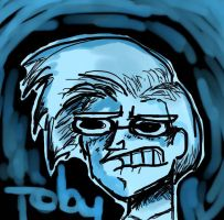 Toby - Angry by SuperGhostDuck01