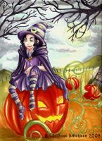 Pumpkin Oracle by Meam-chan