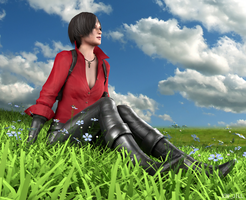 ada And the nature by 3SMJILL