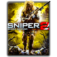 Sniper Ghost Warrior 2 icon by pavelber