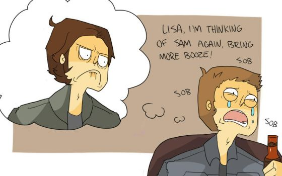 SPN: OH THE MEMORIES by HYUMAN