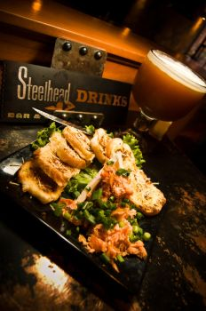 Steelhead Bar and Grill: Smoked Steel Head by OEMminus