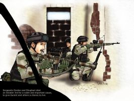 old drawing Delta snipers2 by lazyseal8
