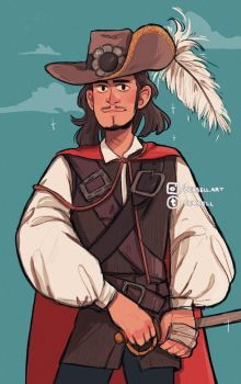 Will Turner by cersell