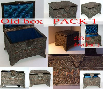 Old Box PACK 1 by whynotastock