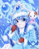 Winter Lulu! by Chibirem