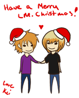 Have a Merry LM.Christmas by mortaz