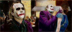 The Joker by SilviaRei