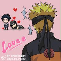 We are love you-- naruto 1 by candystar2008