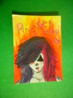 ATC Promises I keep, available for trade! Note me! by FluffyMonkeyJr