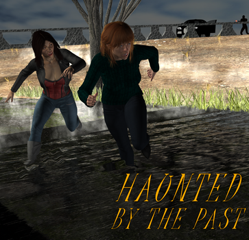 Haunted By The Past - Cover Image By Onek1995 by RichelleW