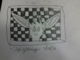 checker board by SlyLightning