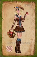 Applejack - My Little Pony by kharis-art