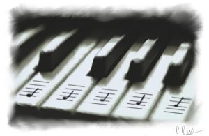 Through the eyes of a Pianist. by Reillyington86