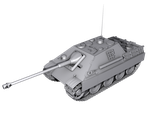 High poly Jagdpanther Final without texture by HexanV
