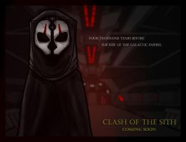 Clash Of The Sith by Xennethy