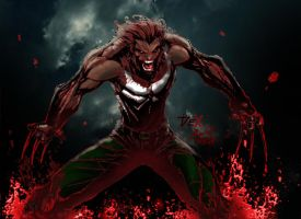 wolverine by Nefar007 colored by Crayola-madness
