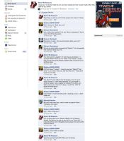 Sasori's Facebook 1 on 3 by The-Monkey-is-red