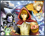 Death Note Fables by kichigai