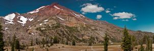 South Sister by Molosseraptor