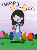Happy Easter Everybunny! by ForeverMuffin