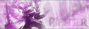 Guild Wars 2 Mesmer Signature by iamsointense