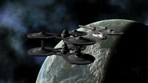 Kitbash Galore - Starbase Constitution 2.0 by NewDivide1701
