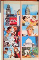 Street Fighter II V  Set Film Comics 1211133 by DIGITALWIDERESOURCE