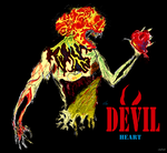 The Devil Heart by JOHNNYFB