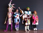 Star Ocean: The Last Hope by plastic-anime
