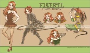 ..::Irian: Fiaeryl design::.. by Megan-Uosiu