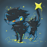 Luxray by oober-zombie