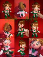 chibi Sailor Jupiter plush ver by Momoiro-Botan