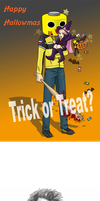Trick or Treat? by Kiesy
