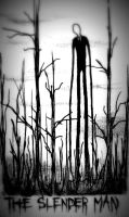 The Slender Man - Novel by Cryptdidical