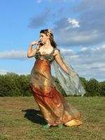 Wood Nymph 2012 2 by Sitara-LeotaStock