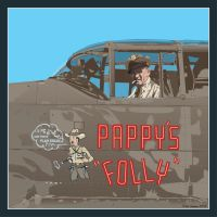 Pappy Gunn by yankeedog