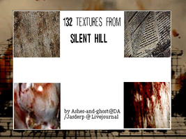 Silent Hill Textures 100x100 by ashes-and-ghost
