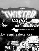 Twisted Cupid Comic_ cover by JasmineAlexandra