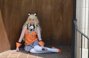 SeeU (Cosplay) by MikuMikuJinx