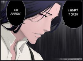 BLEACH the book guy-COLOR by Itachi-JJO
