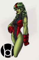 she hulk by darckArt78