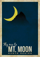 Fly Me To Mt. Moon by JimmyNutini