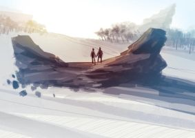 speed paint 2012 01 11 by torvenius