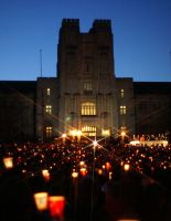 Virginia Tech massacre candlel by Tropic-Lightning